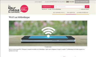 Un site du Département du Calvados - Accueil Portal