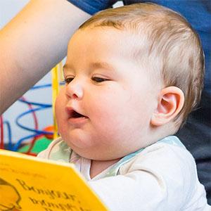De la musique et des livres pour les tout-petits ! | Administrateur, superviseur général