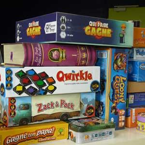 Sélection : quel est votre jeu préféré ?   Administrateur, superviseur général