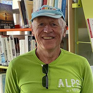 Le Biblio-portrait : Christian Lhommet, bibliothécaire à Val d'Arry  