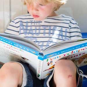 Lire des livres avec les bébés : comment faire ? | Administrateur, superviseur général